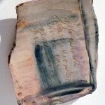 formella ceramica